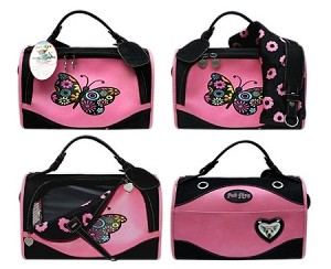 ButterFly Regular Size Pet Carrier