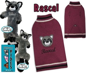 Rascal Pet Sweater Size 2X