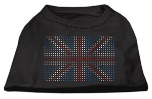 British Flag Shirts Black XS (8)