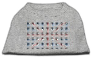 British Flag Shirts Grey L (14)