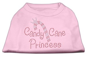 Candy Cane Princess Shirt Light Pink M (12)
