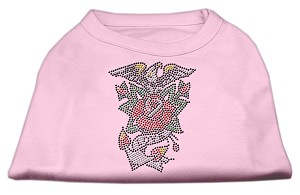 Eagle Rose Nailhead Shirts Light Pink S (10)