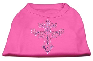 Warrior's Cross Studded Shirt Bright Pink XL (16)