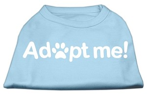 Adopt Me Screen Print Shirt Baby Blue XL (16)