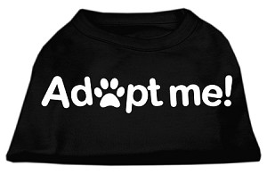 Adopt Me Screen Print Shirt Black Med (12)