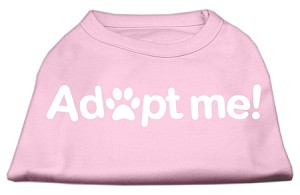 Adopt Me Screen Print Shirt Light Pink XS (8)