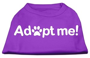 Adopt Me Screen Print Shirt Purple XXL (18)
