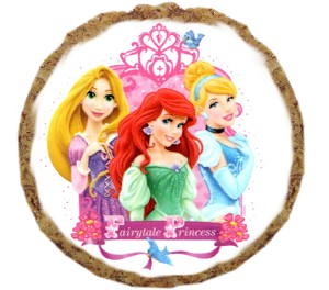 Disney Princesses Dog Treats - 6 Pack