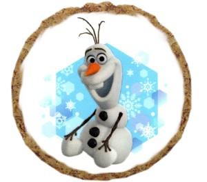Frozen's Olaf Dog Treats - 12 Pack