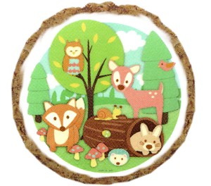 Forest Friends Dog Treats - 6 Pack