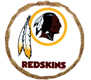 Washington Redskins Dog Treats - 6 Pack