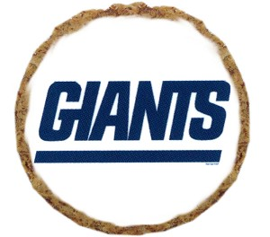 New York Giants Dog Treats - 12 Pack