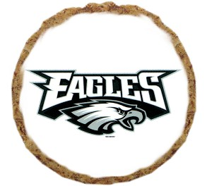Philadelphia Eagles Dog Treats - 12 Pack