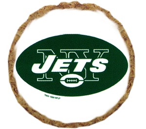 New York Jets Dog Treats - 12 Pack