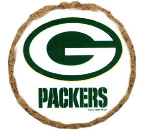Green Bay Packers Dog Treats - 12 Pack