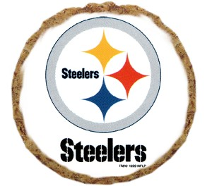 Pittsburgh Steelers Dog Treats - 12 Pack
