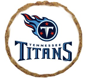 Tennessee Titans Dog Treats - 12 Pack
