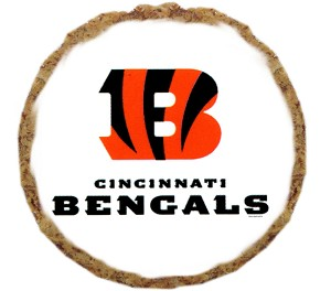 Cincinnati Bengals Dog Treats - 12 Pack