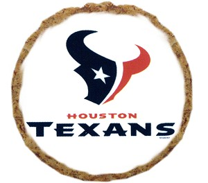 Houston Texans Dog Treats - 12 Pack
