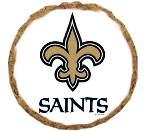New Orleans Saints Dog Treats - 12 Pack