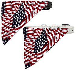 America the Beautiful Bandana Pet Collar