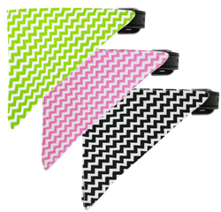 Chevron Bandana Collars