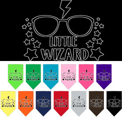 Little Wizard Screen Print Bandana