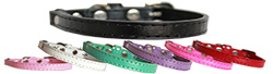 Premium Plain Cat safety band collars