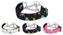 Lollipop Martingale Collars