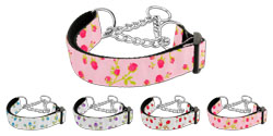 Roses Martingale Collars