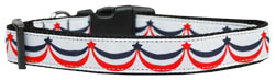 American Swag Nylon Dog Collar