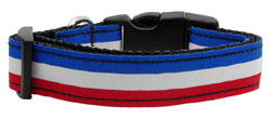Red, White and Blue Country Stripe Nylon