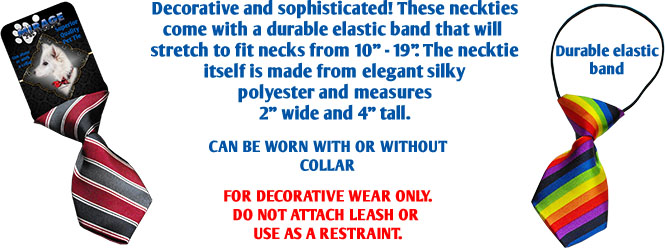 Classic dog neck ties home grooming classic dog neck ties ccuart Image collections