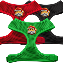 Santa Face Chipper Harness