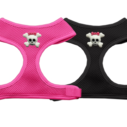 Girly Skull Chipper Harness
