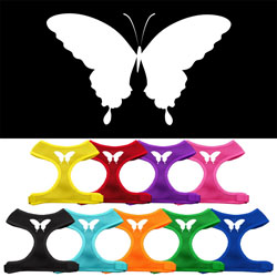 Butterfly Design Soft Mesh Harnesses