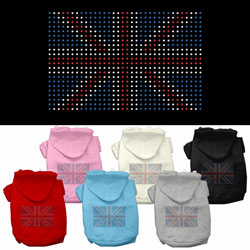 British Flag Hoodies