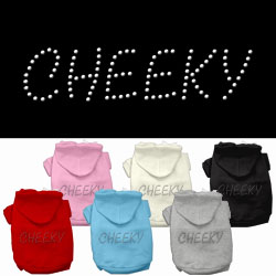 Cheeky Hoodies
