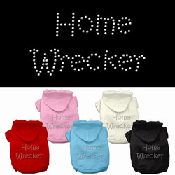 Home Wrecker Hoodies