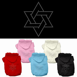 Star of David Hoodies