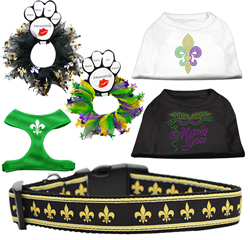 Mardi Gras Pet Supplies