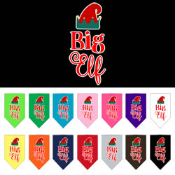 Big Elf Screen Print Bandana
