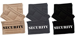 Security 3 Pack Peter Pads