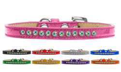 AB Crystal Puppy Ice Cream Collar