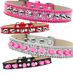 Punk Rock Ice Cream Collars