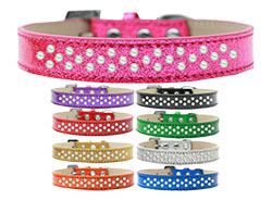 Sprinkles Ice Cream Dog Collar Pearls
