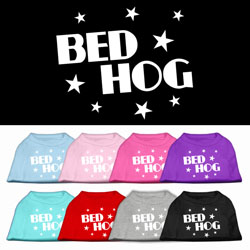 Bed Hog Screen Printed Shirt