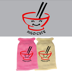 Miso Cute Screen Print Knit Pet Sweater