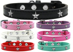 Silver Star Widget Dog Collars