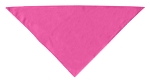 Plain Bandana Bright Pink Small